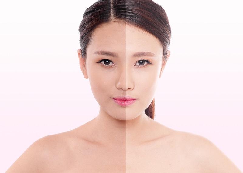 sử dụng kem dưỡng chứa placenta giúp nâng tông da hiệu quả
