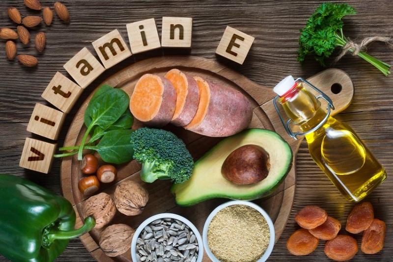 thành phần Tocopherol có hoạt tính Vitamin E hỗ trợ sử dụng nám hiệu quả