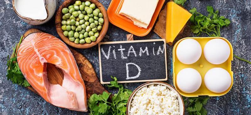 bổ sung Vitamin D bằng thực phẩm
