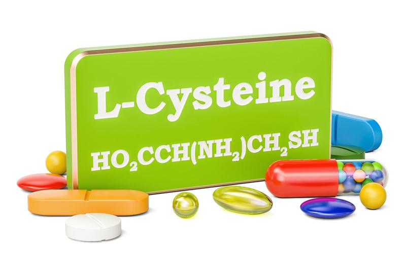 L cysteine ức chế melanin và ngừa béo phì