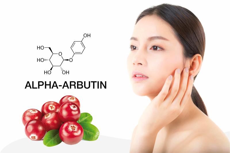 sakura transforming cream chứa Alpha Arbutin làm mờ vết nám hiệu quả
