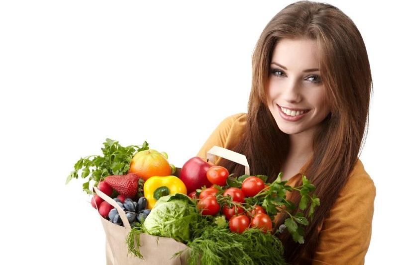 ăn uống điều độ giúp điều chỉnh rối loạn nội tiết tố