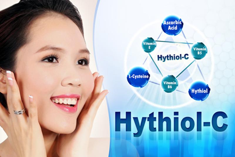 sử dụng hợp chất Hythiol C trong làm mờ vết nám